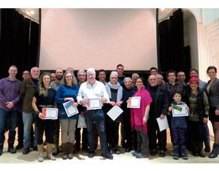 Val-David : Le conseil municipal honore ses citoyens