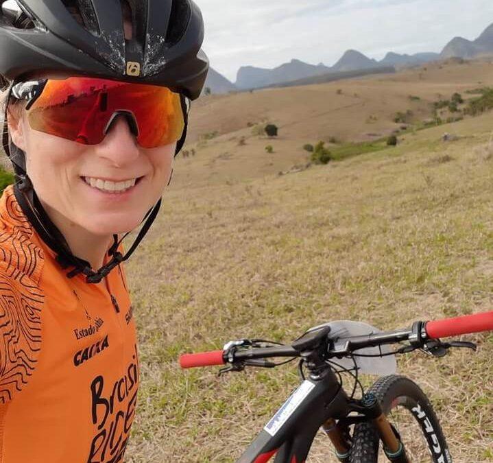 Cindy Montambault prepares her return to the race